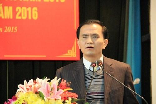 Ông Ngô Văn Tuấn bị bãi nhiệm đại biểu HĐND tỉnh Thanh Hóa