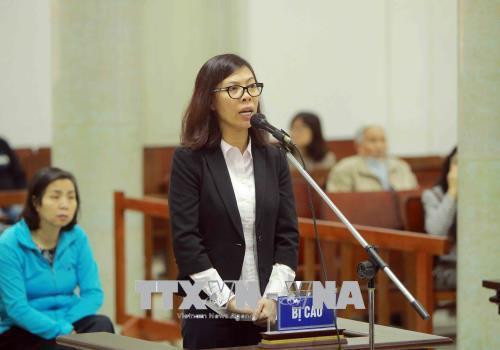 Bị cáo Trịnh Xuân Thanh đề nghị thực nghiệm để 14 tỷ trong vali