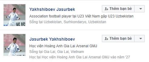 Cầu thủ nguy hiểm nhất U23 Uzbekistan đẹp trai như tài tử