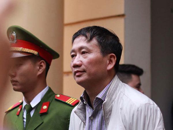 Đề nghị mức án nặng với Trịnh Xuân Thanh và Đinh Mạnh Thắng