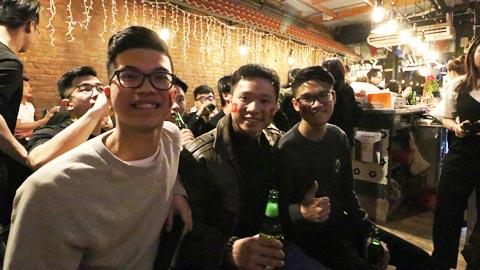 New York, đêm thức trắng cùng U23 Việt Nam
