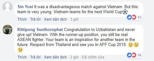 Cổ động viên Đông Nam Á: Việt Nam, các bạn không thua đâu!