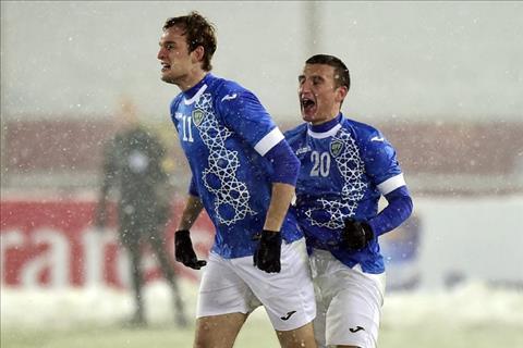 Người hùng Uzbekistan nói gì về bàn thắng đã hạ gục U23 Việt Nam?