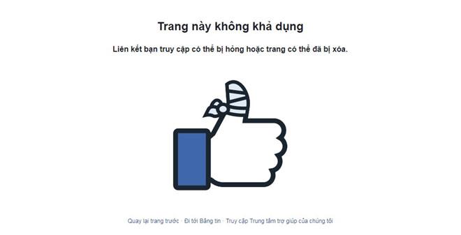 Vietjet Air tạm đóng Facebook tránh bão phản ứng