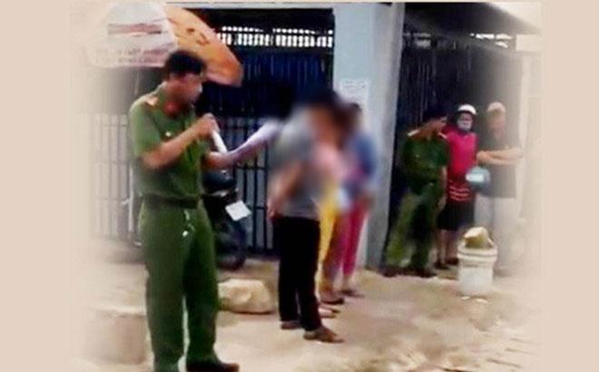 Bộ Công an yêu cầu báo cáo vụ công an bêu tên người mua bán dâm giữa đường phố