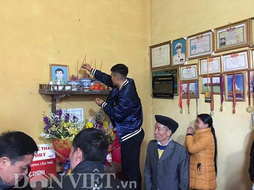 Nhói lòng trước gia cảnh nghèo khó của những người hùng đội tuyển U23 Việt Nam