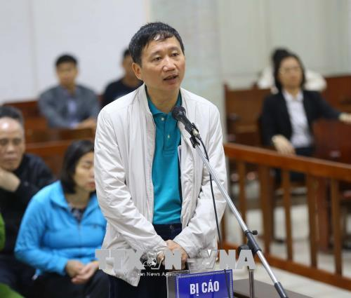 Vụ ông Đinh La Thăng: Trịnh Xuân Thanh nhờ LS tư vấn để kháng cáo