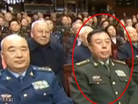 Thượng tướng Trung Quốc xuất hiện cùng ông Tập Cận Bình, đập tan tin đồn ngã ngựa