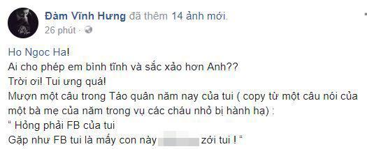 Hồ Ngọc Hà đáp trả đanh thép khi bị anti-fan nói khó ưa