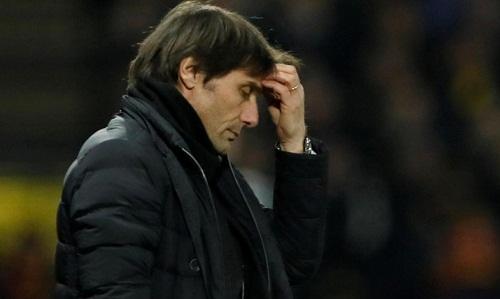 Chelsea nhắm Enrique, nhà cái ngừng nhận cửa Conte bị sa thải