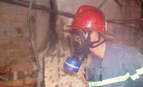 Công ty bảo hiểm ở Bình Dương bùng cháy