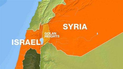 Israel tấn công quy mô lớn vào Syria sau vụ F-16 bị bắn rơi