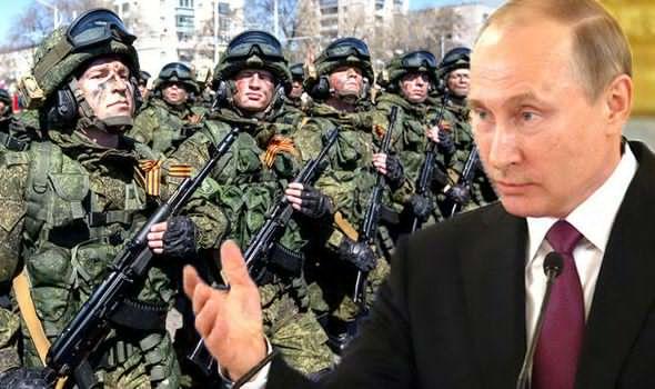 Quân đội Putin đang bí mật thử siêu vũ khí mới