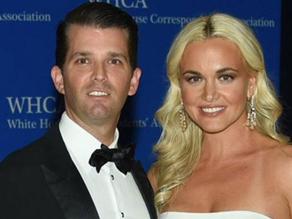 Con dâu Trump nhập viện vì mở phong bì chứa bột trắng lạ