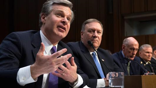 Tình báo Mỹ: Nga đang can thiệp vào bầu cử giữa nhiệm kỳ