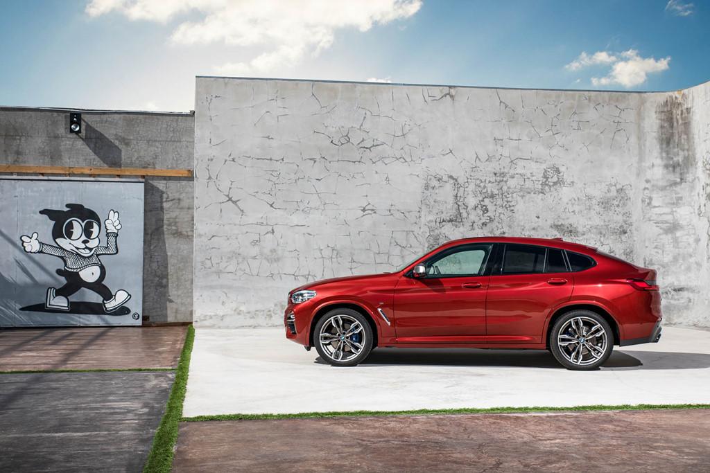 Ảnh BMW X4 2019 sắp ra mắt, giá từ 50.450 USD