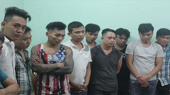 Xác định 3 đối tượng chủ mưu vụ băng nhóm giang hồ hỗn chiến ở Biên Hoà