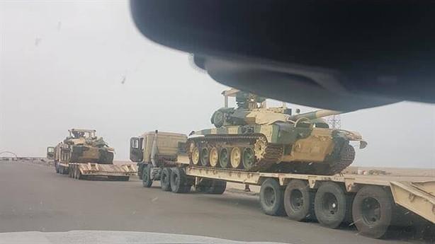 Phương tiện đặc biệt đi kèm xe tăng T-90 Nga vừa gửi cho Iraq