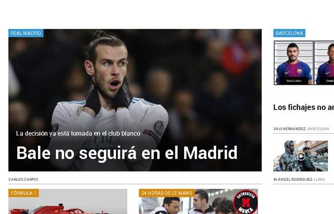 Real chào hàng Bale: Chờ MU hỏi mua, thay bằng SAO 72 triệu bảng