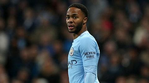 Man City thờ ơ trong việc gia hạn với Sterling