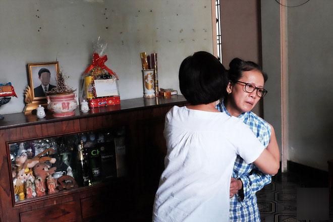 Nỗi oan người vợ Đồng Nai hiến tạng chồng cứu người: Cả bà bán vé số cũng nói tôi bán chồng kiếm tiền tỷ