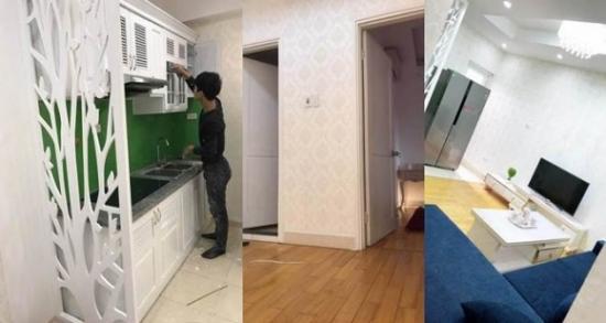 Thanh Bi khoe nhà mới tiền tỷ được mua bằng tiền của Quang Lê