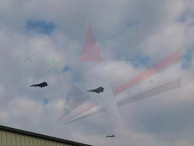Điểm yếu chí tử có thể khiến Su-57 'rụng như sung' tại Syria - 1
