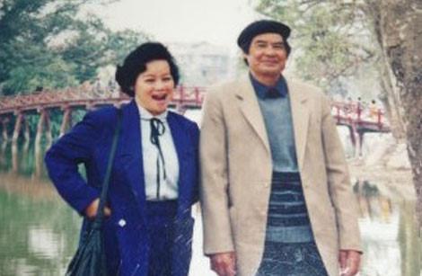 NSND Tuệ Minh - diễn viên Vĩ tuyến 17 ngày và đêm qua đời