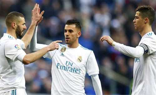 Navas: Cầu thủ Real không ngạc nhiên vì Ronaldo để Benzema đá 11 mét