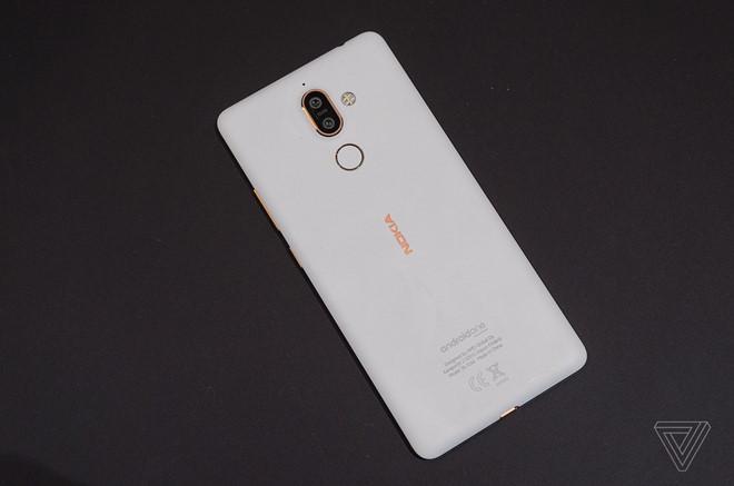 Chân dung Nokia 7 Plus và Nokia 8 Siricco vừa ra mắt