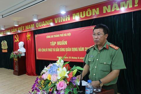 Đề nghị phong tặng 7 danh hiệu NSND, NSƯT trong lực lượng công an