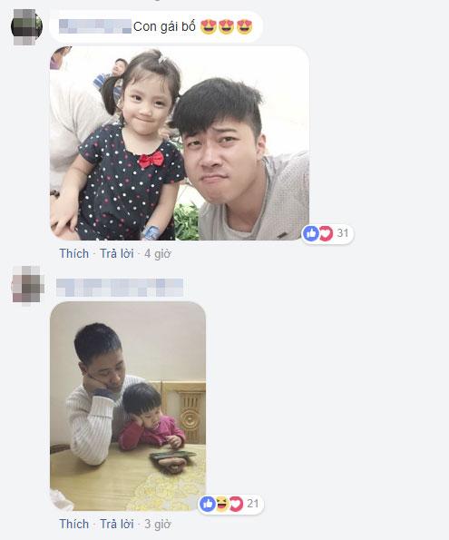 Bố, con gái và những bức ảnh tạo cơn sốt trên mạng xã hội Việt những ngày qua