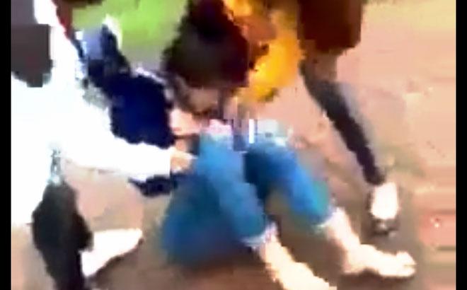 Điều tra vụ nữ sinh bị đánh hội đồng, lột đồ và tung clip tại hồ nước