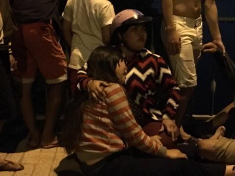 Bỏ lại 2 em nhỏ trên cầu, thiếu nữ 19 tuổi gieo mình xuống sông Sài Gòn