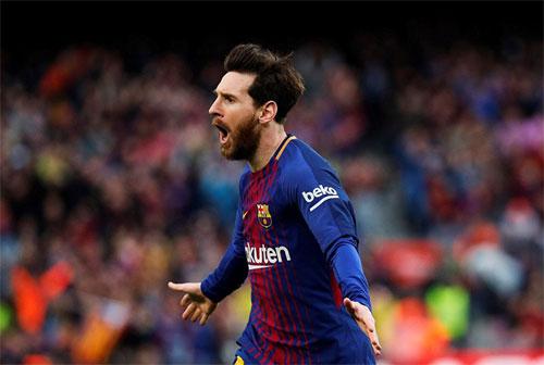 Messi ghi bàn thứ 600, lập kỷ lục sút phạt thành công ba trận liên tiếp
