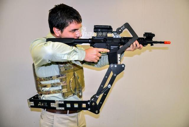 Bước tiến mới trong chương trình Chiến binh robot của Quân đội Mỹ