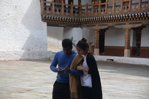 Diễn viên Nguyệt Ánh úp mở việc đang mang thai con đầu lòng với ông xã người Ấn Độ