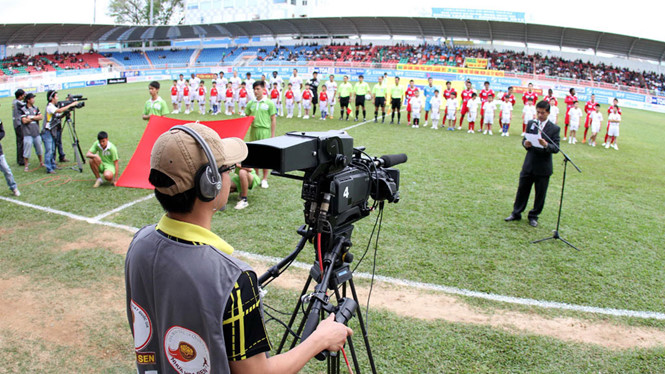 VTV chưa có kế hoạch trực tiếp V-League 2018
