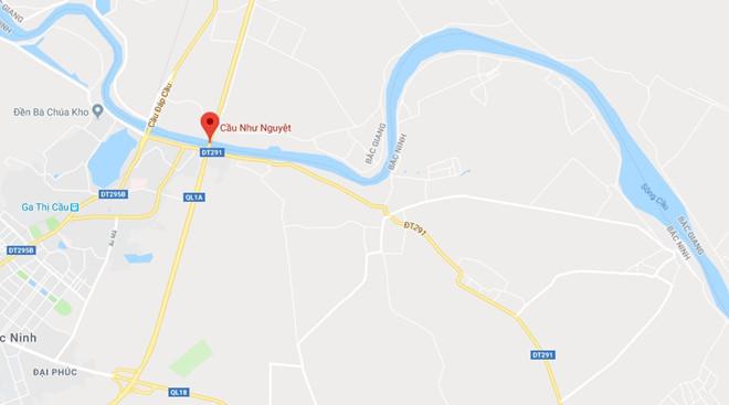 Ôtô tải gặp nạn, cao tốc Hà Nội - Bắc Giang tê liệt hơn 4 giờ