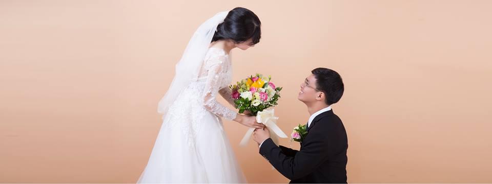 Chàng trai cầu hôn người yêu bằng vòng nguyệt quế Đường lên đỉnh Olympia