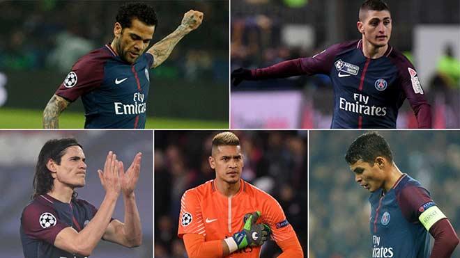 PSG - Neymar cứu suất đá C1: Bán gấp 8 SAO, mua De Gea, mời Conte