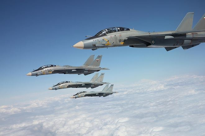 Nguyên nhân bí ẩn nào khiến F-14 Iran vẫn bay tốt sau 40 năm phục vụ?