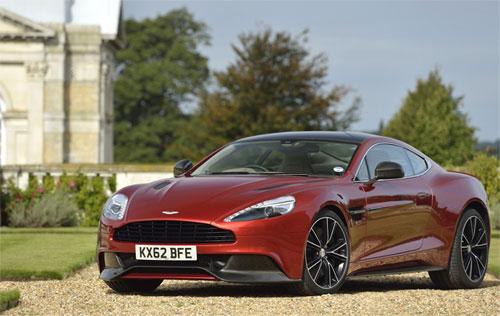Hãng xe thể thao Aston Martin sắp mở đại lý tại Việt Nam