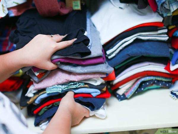 Đây là cách cất trữ quần áo nhanh gọn nhất khi trời chuyển mùa mà ai cũng nên xem