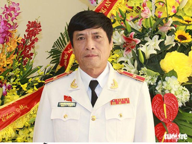 Tướng Nguyễn Thanh Hóa nói về thông tin bị khởi tố
