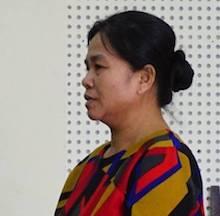 Bị phạt tù vì lừa bán thai phụ qua biên giới