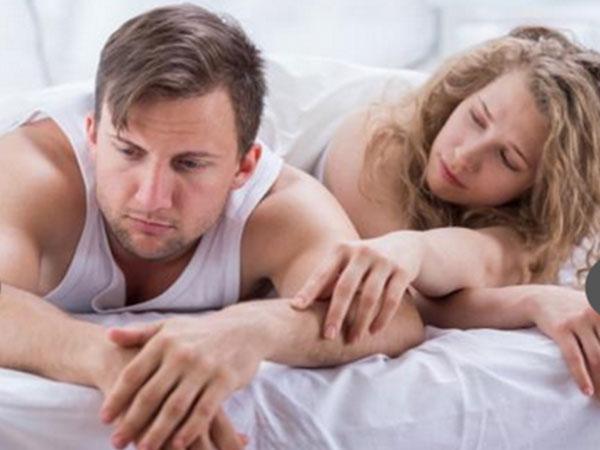 Khi cuộc sống hôn nhân không có tình dục