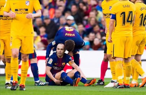 Barca nhận tin vui về lực lượng trước trận đại chiến Chelsea