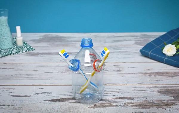 Tiết kiệm hàng triệu đồng nhờ biết cách dùng chai nhựa làm những thứ đồ này