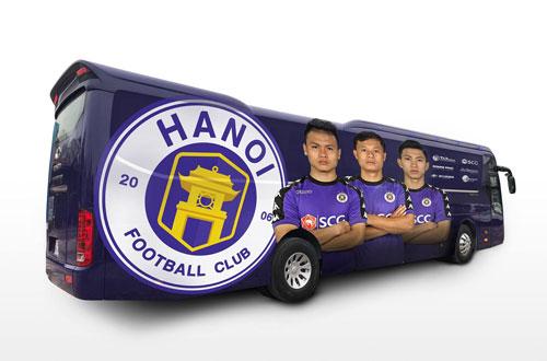 Quyết vô địch V.League 2018, Hà Nội FC học theo cách của Công Vinh